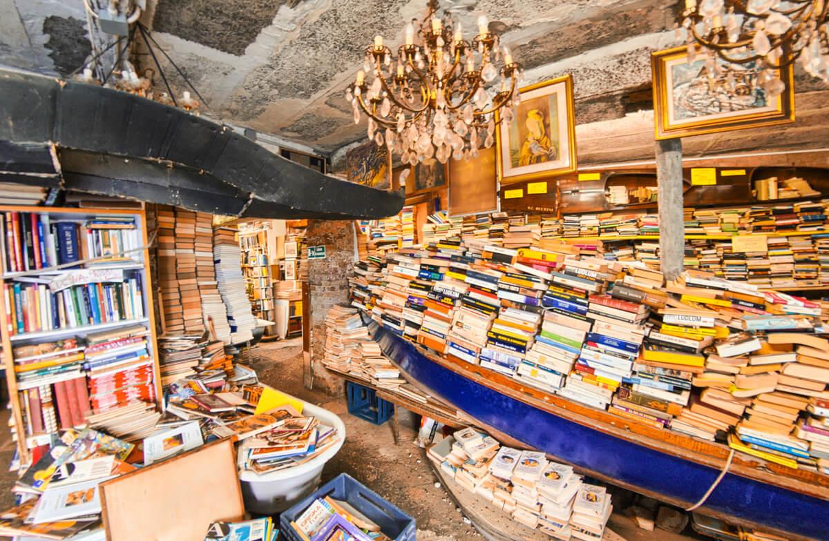 Įspūdingiausi pasaulio knygynai