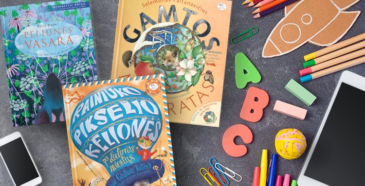 Interaktyvios knygos – puikus būdas paskatinti vaikus skaityti
