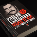 PABLAS ESKOBARAS – MANO TĖVAS: tikra istorija, įkvėpusi serialo NARCOS kūrėjus, kurią parašė garsiojo Kolumbijos narkobarono sūnus