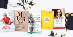 AMŽINAI JAUNA: 5 knygos, kurios padės atrasti savo aukso amžių