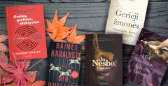 7 knygos rudens vakarams