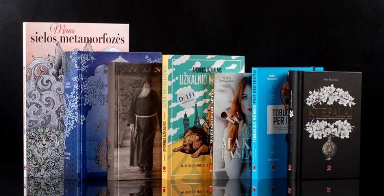 Vilniaus knygų mugės knygos