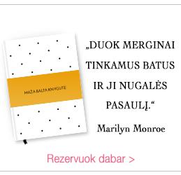 Maža balta knygutė