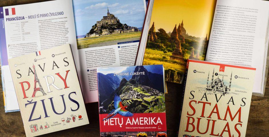 Knygos apie keliones