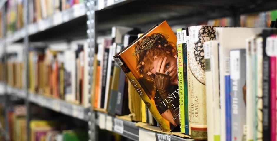 Perskaitei knygą? Parduok ją KNYGOS.LT!